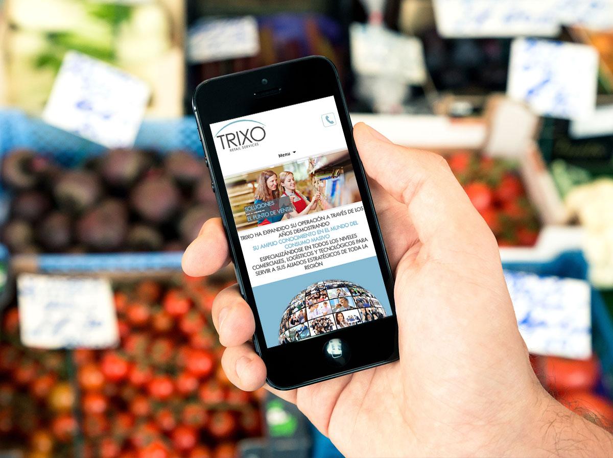 Trixo retail services